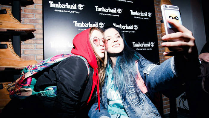 Home Party Timberland