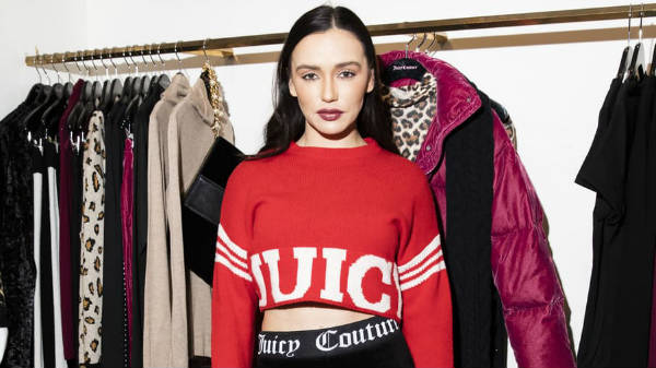 Новая коллекция Juicy Couture